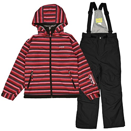 [해외]아스나로 (스키 복) nima 니마 스키웨어 소년 주니어 키즈 내수압 5000mm/Asunaro (ski wear) nima Niema ski wear boys junior kids water pressure 5000 mm