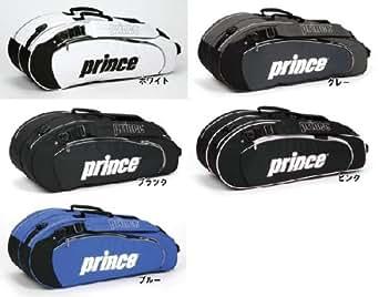 Prince(プリンス)ラケットバッグ6本入(SP862) SPシリーズテニスバッグ ピンク