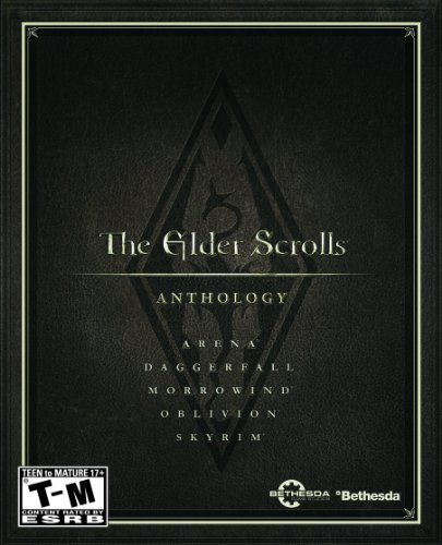 The Elder Scrolls Anthology (輸入版:北米)