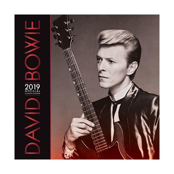 David Bowie 2019 Calendarの商品画像
