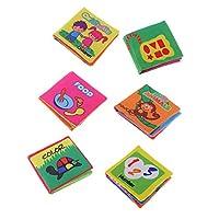SONONIA 知育玩具 赤ちゃん 子供 柔らかい布本 カラフル