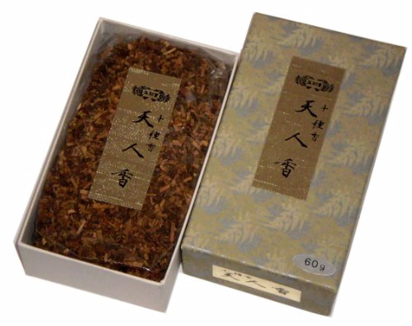 なに植木マニュアル玉初堂のお香 天人香 60g #514
