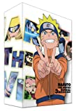 NARUTO THE MOVIES 3in1 SPECIAL DVD-BOX