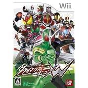 仮面ライダー クライマックスヒーローズW(ダブル)(初回封入特典:「シャッフルヒーローズカード・W(ダブル)」) - Wii