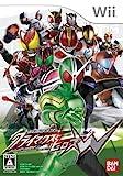 BANDAI NAMCO Games 仮面ライダー クライマックスヒーローズW RVL-P-SKMJの画像