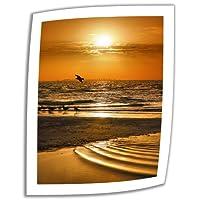 アートウォール 「Sanibel Sunrise III' アンラップド キャンバス アートワーク by Steve Ainsworth 28 by 22-Inch 0ain030a1824r