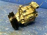 トヨタ 純正 アレックス E120系 《 NZE121 》 エアコンコンプレッサー P30200-17007133