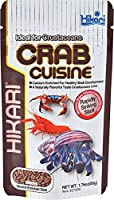 Hikari Usa SHK27309 Crustaceans Crab Cuisine Mineral Enriched Sticks, 50gm by Hikari Usa Inc.