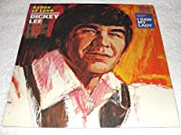 DICKEY LEE - ashes of love RCA 4715 (LP vinyl record)