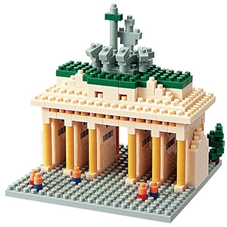 ナノブロック ブランデンブルク門 Brandenburger Tor