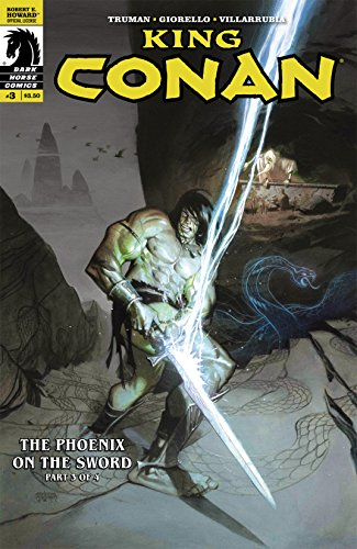 King Conan: The Phoenix on the Sword #3 (English Edition)