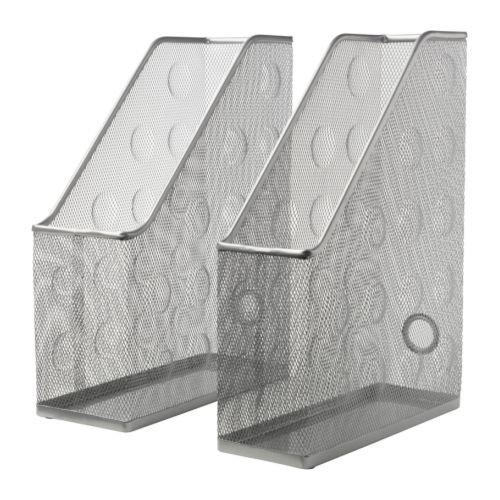 IKEA(イケア) DOKUMENT シルバーカラー 10160998 マガ...