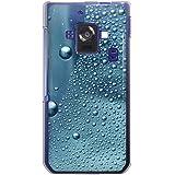 CaseMarket 【ポリカ型】 docomo AQUOS PHONE ZETA SH-02E ポリカーボネート素材 ハードケース [ コールドモーニング ガラスの水滴 ]