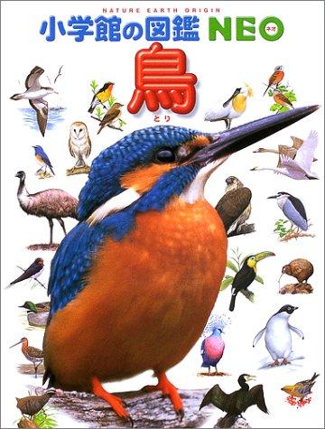 鳥 (小学館の図鑑NEO)の詳細を見る