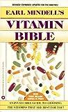 Earl Mindell's Vitamin Bible