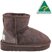 BONDI UGG Kids Classic Short Boot - Chocolate