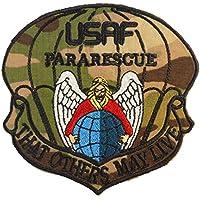 ウッドランド THAT OTHERS MAY LIVE USAF Pararescue PJ エンブロイダリー ベルクロ面ファスナー パッチ Patch