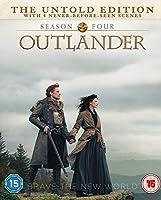 Outlander - Season 4 [Blu-ray] [2018]【DVD】 [並行輸入品]