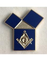 Masonicラペルピン