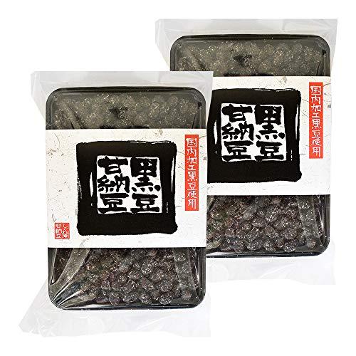 黒豆甘納豆 280g×2個 (特産横丁×全国の珍味・加工品シリーズ) 三重県 伊勢 志摩 お土産