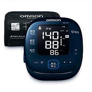 オムロン 電子血圧計 上腕式 OMRON connect対応 HEM-7282T