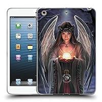 オフィシャル Anne Stokes エンジェルズ ユール ソフトジェルケース Apple iPad mini 1 / mini 2 / mini 3