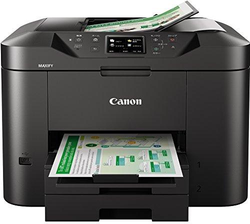 Canon キヤノン インクジェット複合機 MB2730 ビジネスインクジェットプリンター