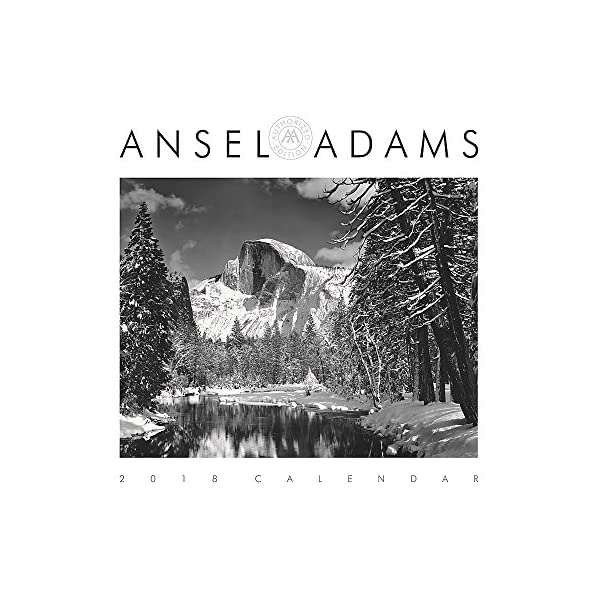 Ansel Adams 2018 Wall Ca...の商品画像