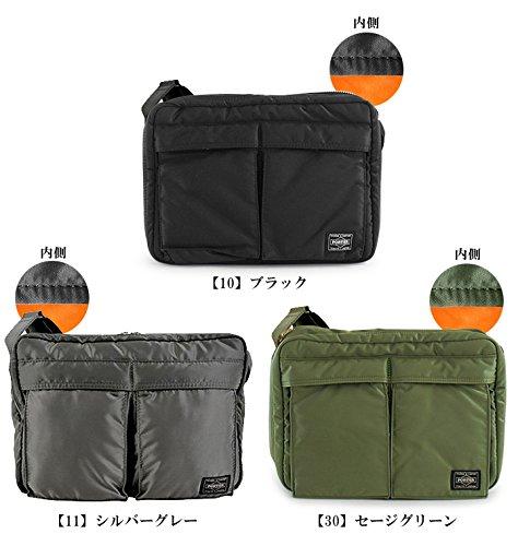 b0c018359b91 Yoshida Bag Porter Tanker Shoulder bag L Black 622-08810 New F S