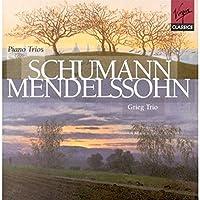Schumann & Mendelssohn Trios