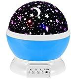 (スマイル)smile プラネタリウム 赤ちゃん 子供 夜泣き プロジェクター 星空 LED ブルー
