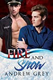 Fire and Snow (Carlisle Cops Book 4) (English Edition)