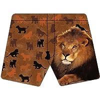 Unisex Lion Family Boxer Shorts - Magic Boxers - Large by Magic Boxers [並行輸入品]