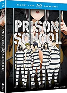 Prison School: the Complete Series [Blu-ray] [Import]
