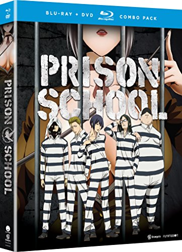 監獄学園 プリズンスクール / PRISON SCHOOL: THE COMPLETE SERIES[Blu-ray][Import]
