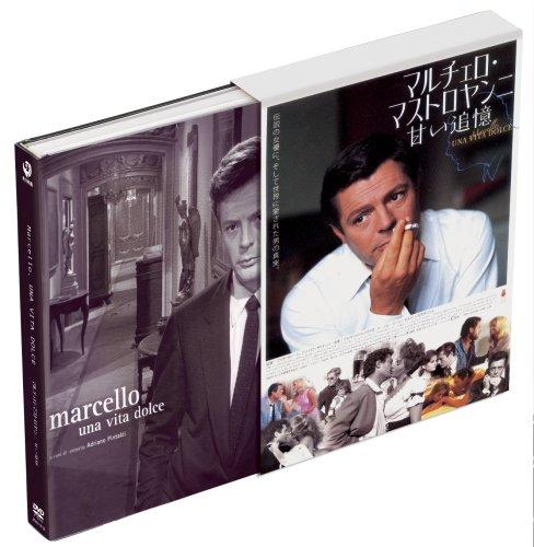 マルチェロ・マストロヤンニ 甘い追憶 [DVD]の詳細を見る