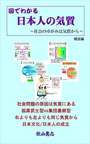 図でわかる「日本人の気質」: 社会のゆがみは気質から