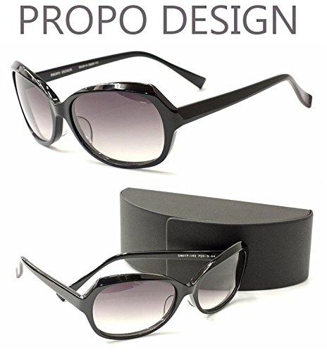 【PROPODESIGN】プロポデザインサングラス PDS-9col.64【正規総代理店品】(サングラスレンズ装備)