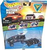 Hot Wheels (ホットウィール) Action Pack - Team Knight Rider (TKR) ミニカー ダイキャスト 車 自動車 ミニチュア 模型 (並行輸入)