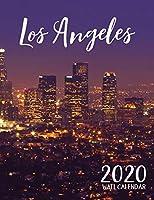 Los Angeles 2020 Wall Calendar