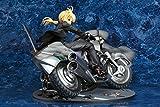 Fate/Zero セイバー&セイバー・モータード・キュイラッシェ 1/8スケール PVC製 塗装済み完成品フィギュア_05