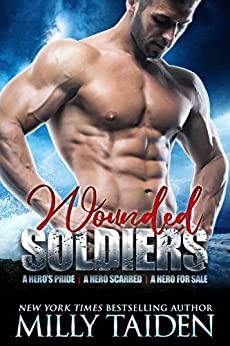 Wounded Soldiers Trilogy by [Taiden, Milly]
