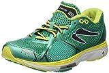 [ニュートンランニング] Newton Running(ニュートンランニング) ランニングシューズ FATE II W011616 - (Emerald/Yellow/8)