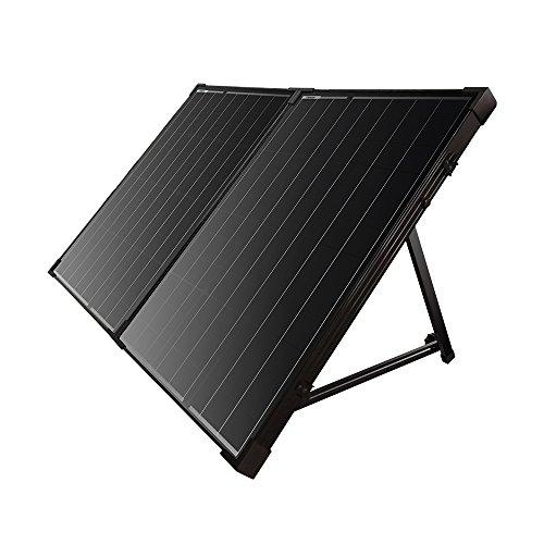 Renogy 100W 折畳式 高発電効率 太陽光発電 単結晶ソーラーパネル 携帯便利 RV・キャンピングに最適【日本倉庫出荷、3年品質保証】5%OFFクーポン