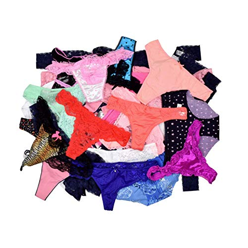 YiRing Underwear Womens Varity of Women Underwear Pack Briefs Thongs Boxer Lacy Panties Tanga (XX-Large, 10 Pack)