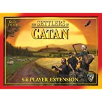 The Settlers of Catan 5 & 6 Player Extension [並行輸入品]