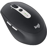 ロジクール ワイヤレスマウス 無線 マウス Bluetooth Unifying 7ボタン M585GP グラファイトコ…