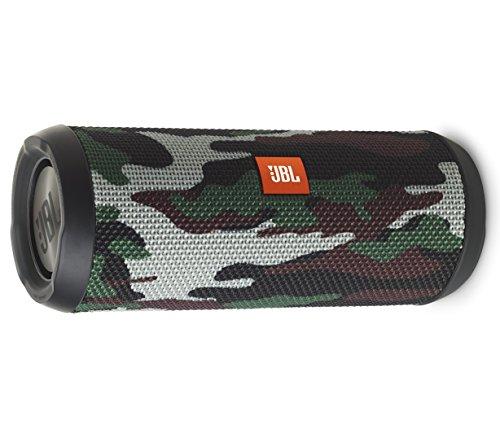 JBL FLIP3 Bluetoothスピーカー IPX5防水機能 ポータブル/ワイヤレス対応 スクワッド 迷彩柄 カモフラージュ柄 JBLFLIP3SQUAD 【国内正規品】