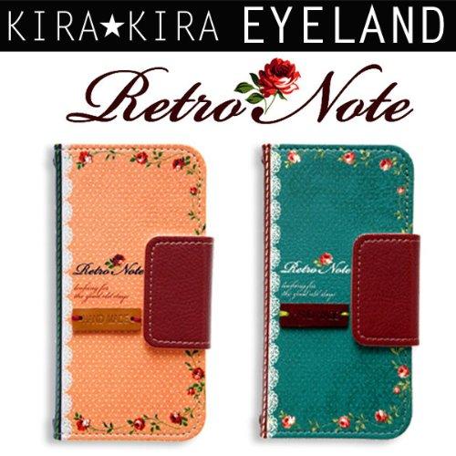≪iPhone5S/iPhone5≫Mr.H Retro Note アイフォンケース iphone5sケース スマホケース カバー