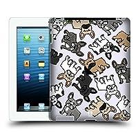 Head Case Designs フレンチブル ドッグブリード・パターン ハードバックケース Apple iPad 3 / iPad 4